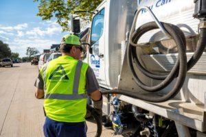 What's worse than no porta potty at your work site or event? A dirty one. But our 8 Point Service Plan eliminates that worry.