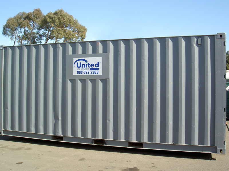 20-Foot Storage Container