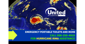 Call 508-250-4919 for Hurricane Irma Assistance