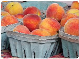 Altana GA peaches