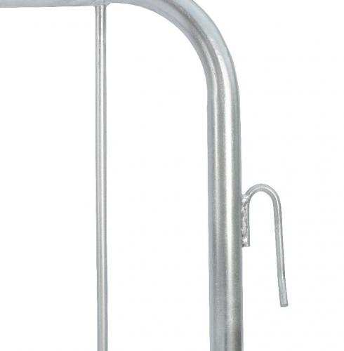 Steel Barricade Rental Hook