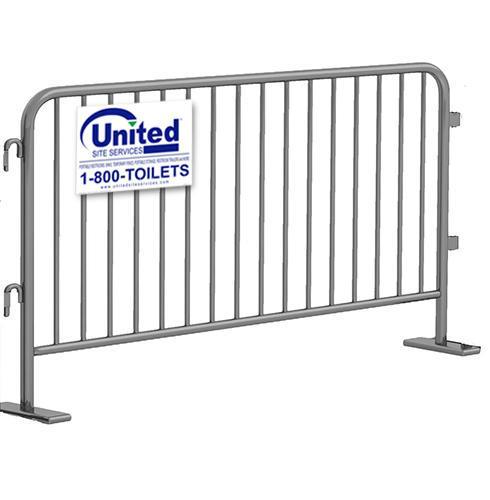 Temporary Barricades Rentals