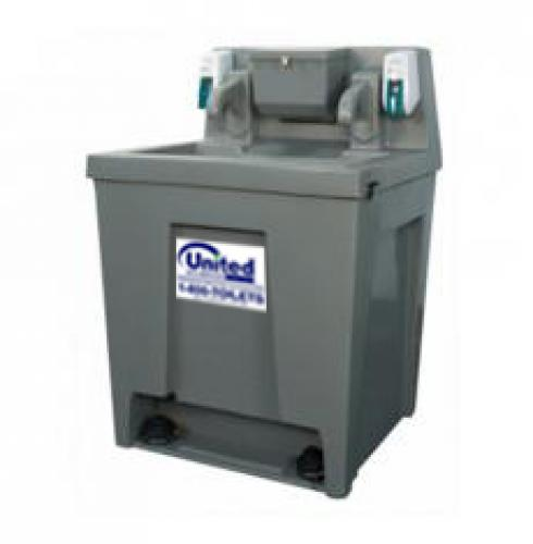Portable Sink Rental Hand Washing Features Specifications