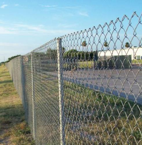 Temporary Chain Link Fence Rental