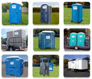 Portable Toilet options - small version