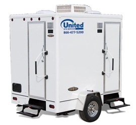 Product Spotlight: Porta Lisa Restroom Trailer