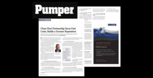 United Site Services' Green Initiative Featured in Pumper Magazine®