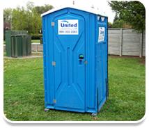 Standard restroom