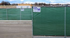 Securing Construction Sites with Temporary Fence