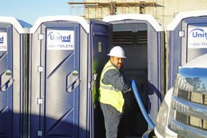 Maximize productivity on your work site with the right porta potty options