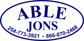 Able Johns Porta Potty Rentals Temple TX