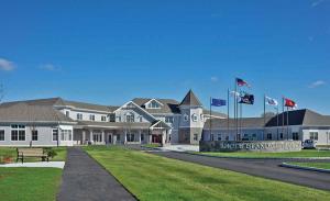 USS Plays Key Role in Construction of Award-Winning Rhode Island Veterans Home