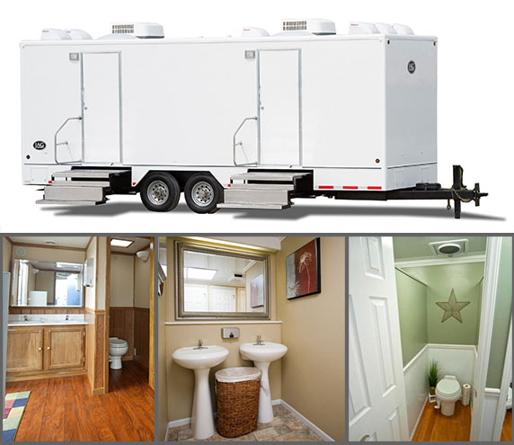 restroom trailer rental cost prices